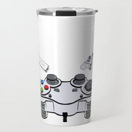 """Great Nice Game Shirt For Gamers """"I Just Really Like Gaming Consoles, Ok?"""" T-shirt Console Xbox Travel Mug"""