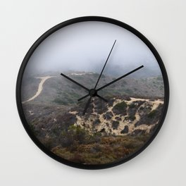 Top Of The World Wall Clock