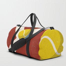 BALLS / Tennis (Clay Court) Duffle Bag