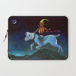 Bryony and the Pillowman Laptop Sleeve