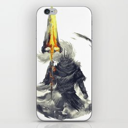 the nameless king iPhone Skin