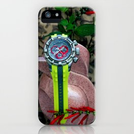 You Watch My Back And... iPhone Case