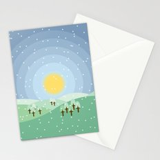 Hibernum Stationery Cards