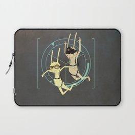TRIZ Extended [collap w Sweet Aleksandra] Laptop Sleeve