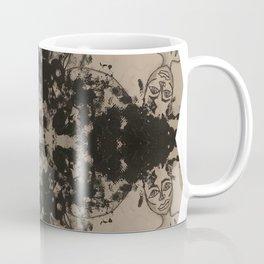 ink blot girl Coffee Mug