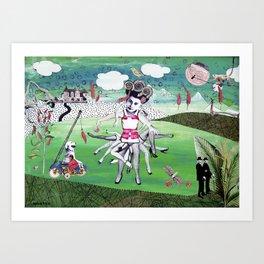 genderwahn Art Print