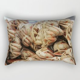 So Crabby Rectangular Pillow