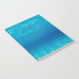 Aqua Blue Bliss Notebook