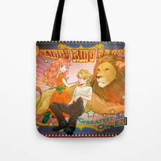 King's Ring Bros Poster Tote Bag