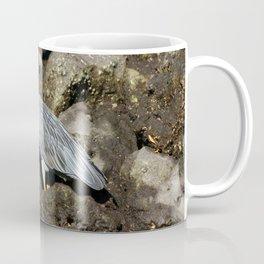 Yellow Crowned Night Heron Coffee Mug