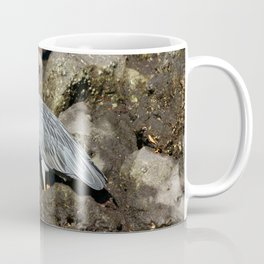Yellow Crowned Night Heron Coffee Mug