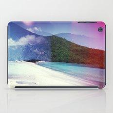 St John, USVI Multiple Exposure II iPad Case