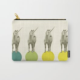 Unicorn Parade Carry-All Pouch
