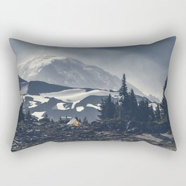 Mountain Sanctuary Rectangular Pillow