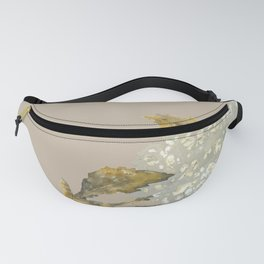 Touch of Floral Fanny Pack