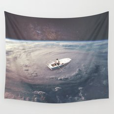 Rowing the Cosmos Wall Tapestry