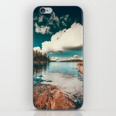 Belle Svezia iPhone & iPod Skin