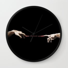 Gum of Gods Wall Clock