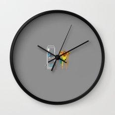 Captivity Wall Clock