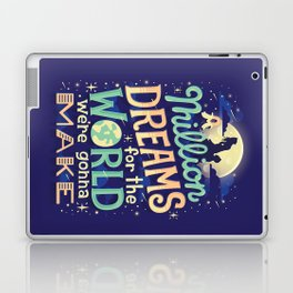 A Million Dreams Laptop & iPad Skin