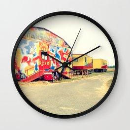 CIRCUS RENZ _9 Wall Clock