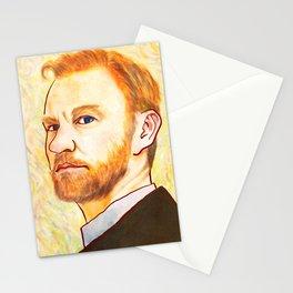 Vincent Van Gatiss Stationery Cards