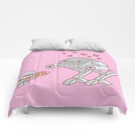 Robocop in Love Comforters