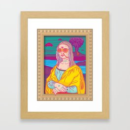 WTFALYPSE LOL! Framed Art Print