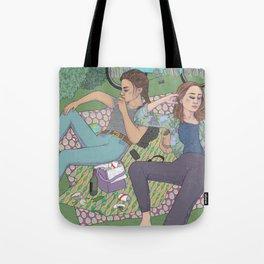 park days Tote Bag