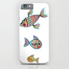 The Swimming Ones Slim Case iPhone 6s