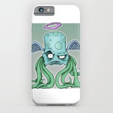 Space Alien Sci Fi art by RonkyTonk iPhone 6s Slim Case