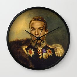Sir Chris Hoy - replaceface Wall Clock