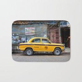 Taxi India Bath Mat