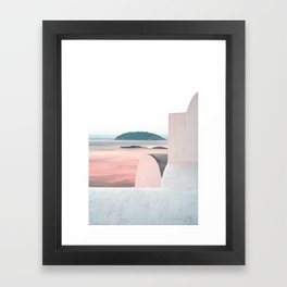 This is Greece Framed Art Print