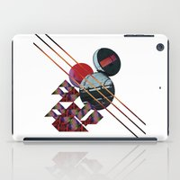 2001 iPad Cases featuring 2001 a space odyssey by lina