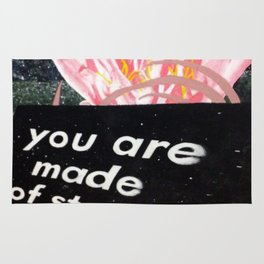 YOU ARE MADE OF STARS Rug