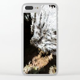 extrude Clear iPhone Case