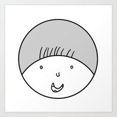 Jimbo Bob Art Print