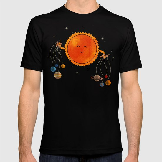 Plantary Puppeteering  T-shirt