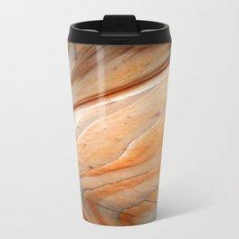 Wood Texture II Travel Mug