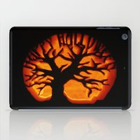 halloween iPad Cases featuring HalloWeen by 2sweet4words Designs