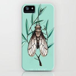 Vive la Provence iPhone Case