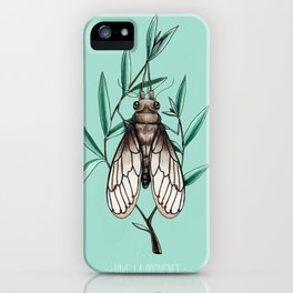 Vive la Provence iPhone Case