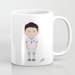 Emilio Izaguirre - Honduras - World Cup 2014 Coffee Mug