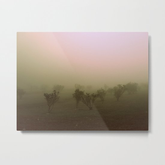 Children of the Mists Metal Print