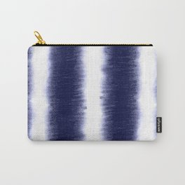 Indigo Pillars Carry-All Pouch