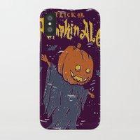ale giorgini iPhone & iPod Cases featuring Pumpkin Ale by Moto