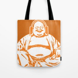 Buddah Beats Tote Bag