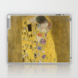 The Kiss by Gustav Klimt Laptop & iPad Skin