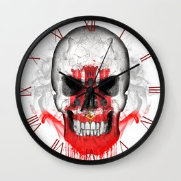 To The Core Collection: Gibraltar Wall Clock